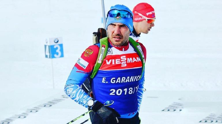 Российский биатлонист Евгений Гараничев. Фото: Instagram