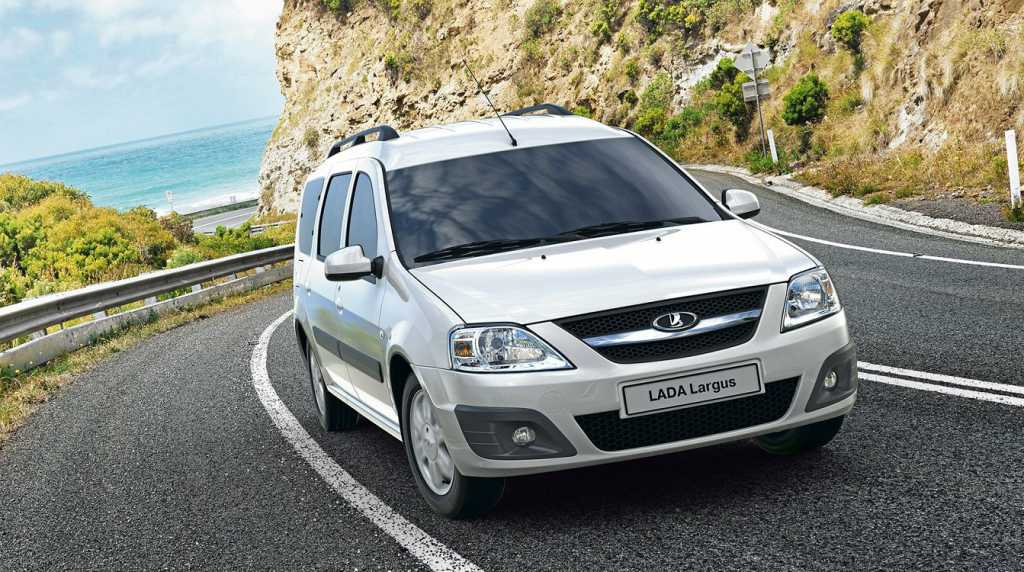 «АвтоВАЗ» приостановил продажи Lada Largus из-за дефекта