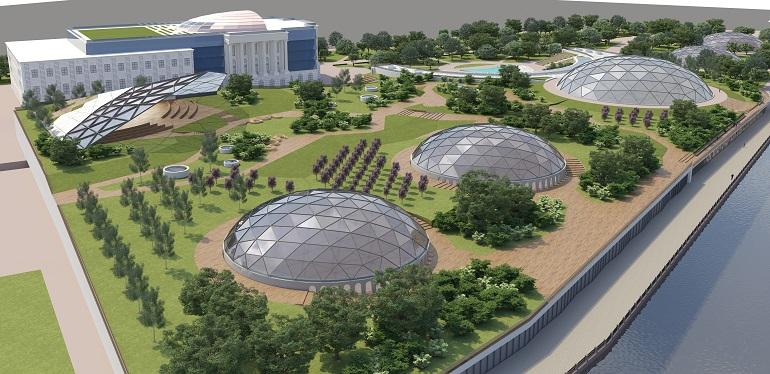 Архитекторы назвали проблемы будущего арт-парка