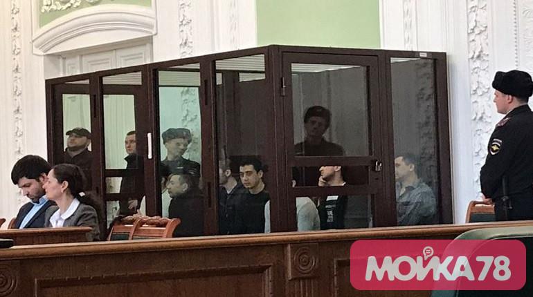 Суд над обвиняемыми в теракте в петербургском метро глазами «Мойки78»
