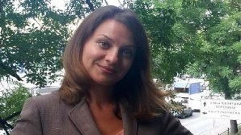 Адвокат Ольга Кривонос. Фото: Союз адвокатов Санкт-Петербурга