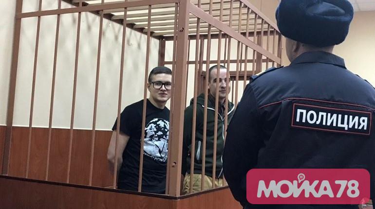 Виктор Филинков и Юлий Бояршинов. Фото: Мойка78