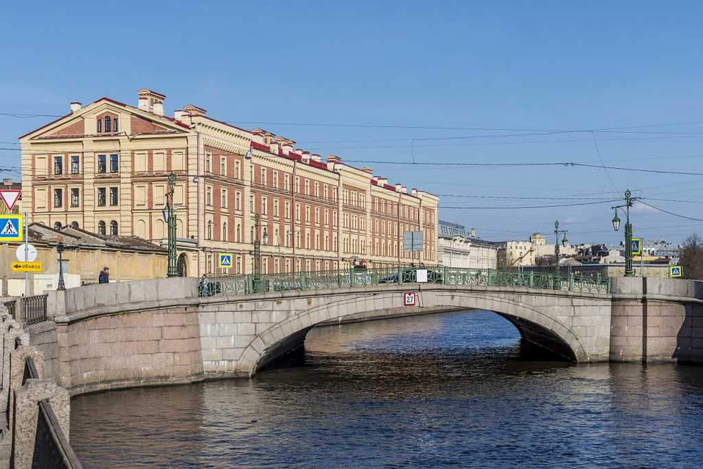 Могилевский мост. Фото: Википедия