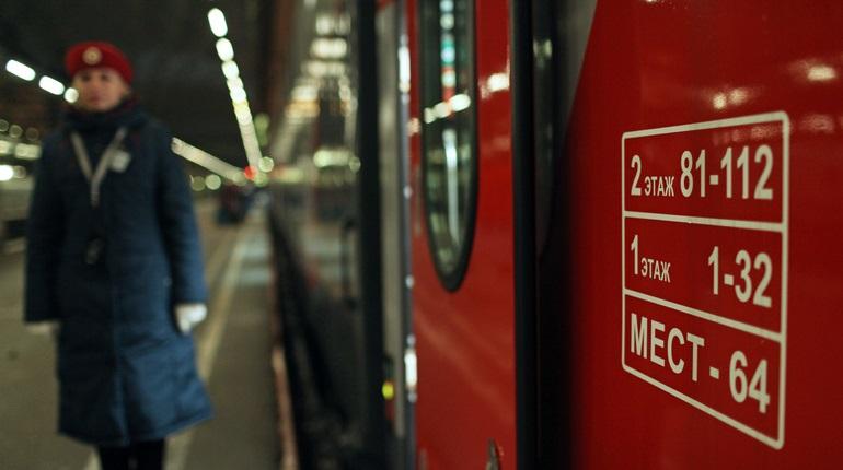 Пассажиры поезда из Владикавказа «уехали» в промзону с Московского вокзала