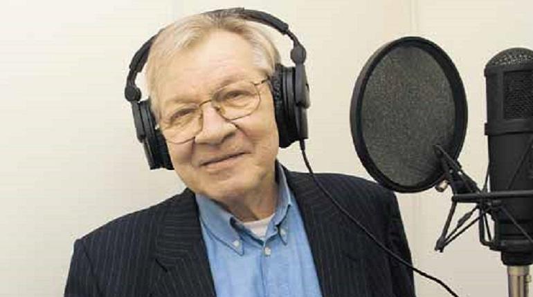 Скончался телевизионный ведущий идиктор Михаил Быков. Его называли «голосом» метро Петербурга