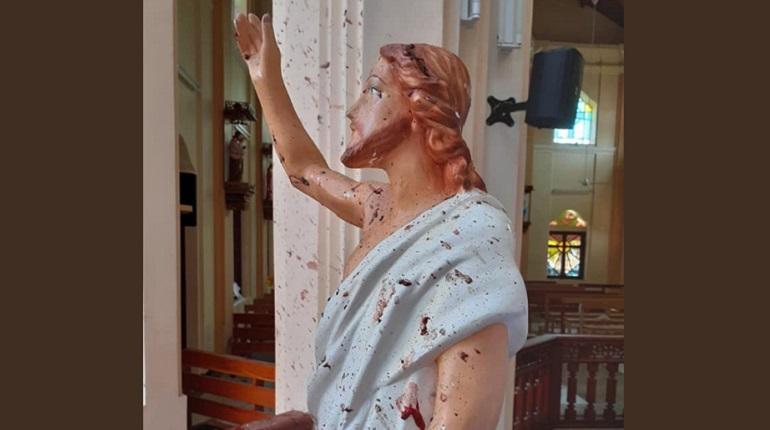 На Шри-Ланке прогремел восьмой взрыв за день