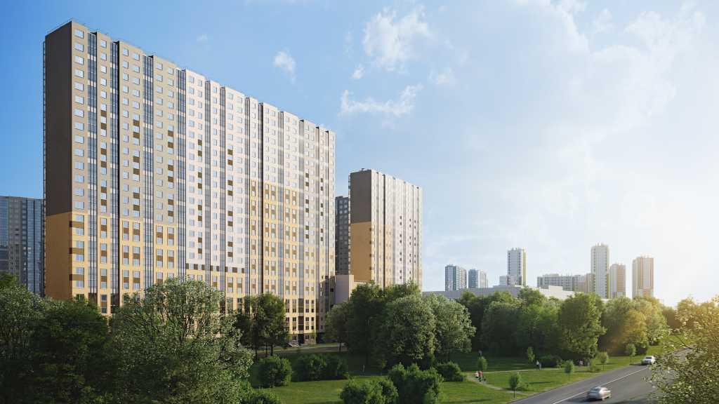 Квартал 26 «Цветного города»: новые квартиры в продаже!