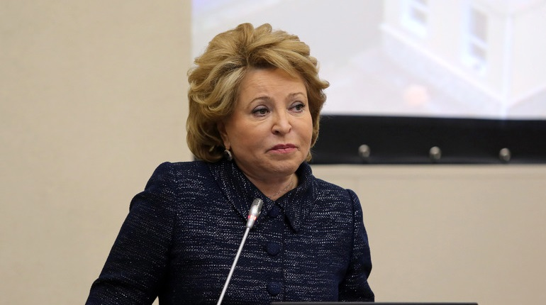 Матвиенко рассказала о единой валюте для России и Белоруссии