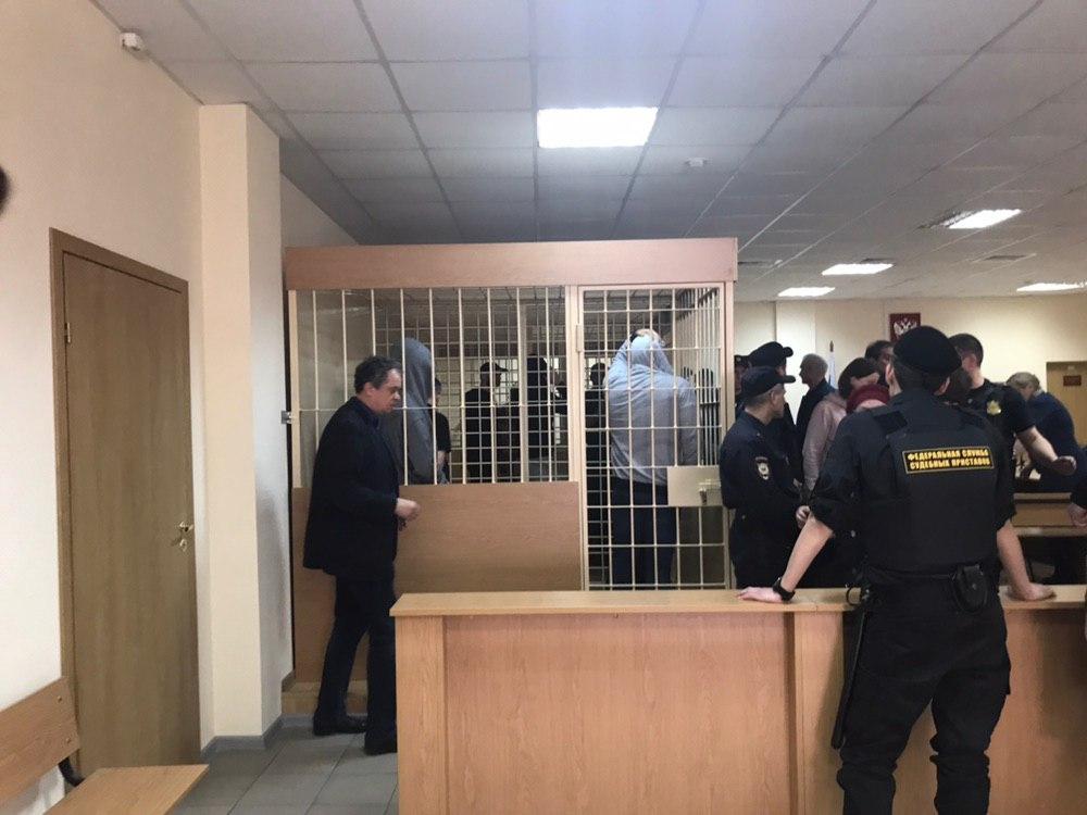 Организатору экстремистской ячейки в Петербурге дали 7 лет колонии