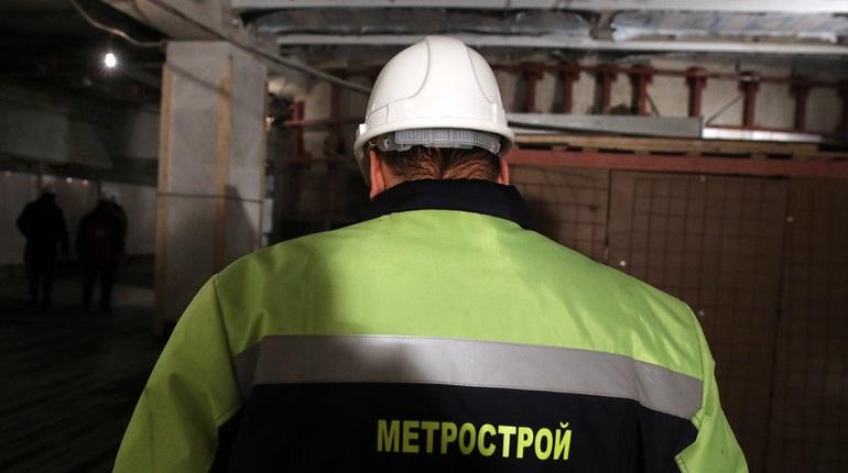 Строительство метро в Петербурге. Фото: Baltphoto/ Андрей Пронин