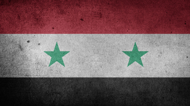Флаг Сирии. Фото: pixabay.com