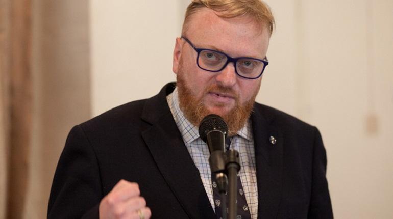 Милонов: наш северный городской ветер может исцелить геев