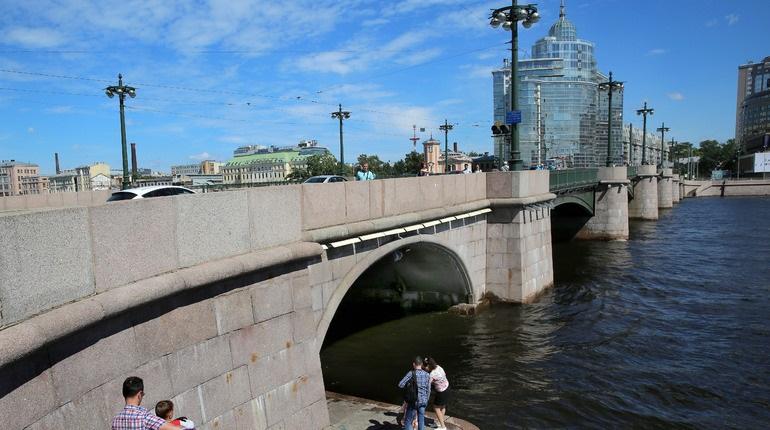 Сампсониевский мост. Baltphoto/ Андрей Пронин