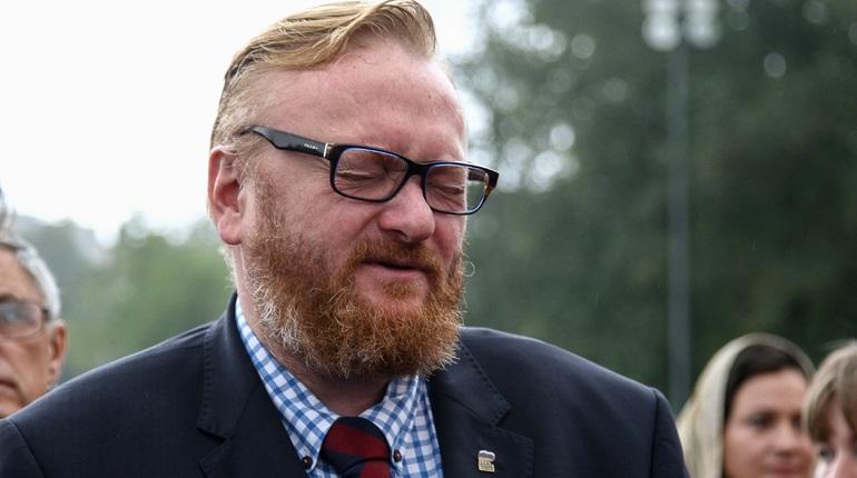 «Бузова была бы позором»: Милонов — о выборе участника от РФ на «Евровидение-2020»