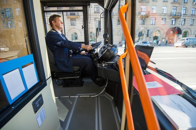 Троллейбус №40 изменит схему движения на три дня