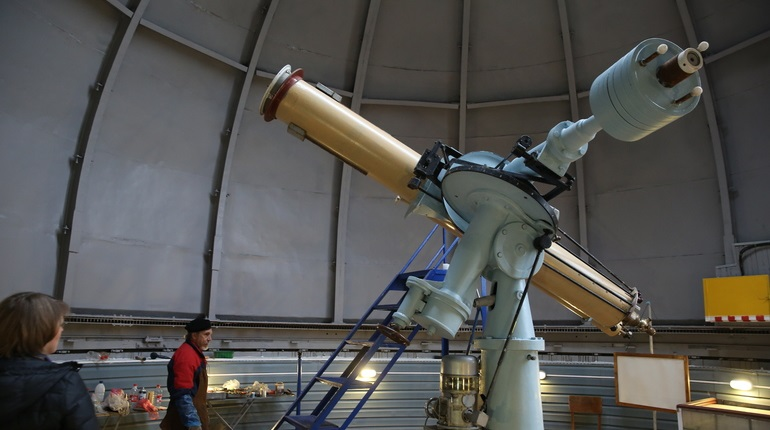 Пулковская обсерватория отмечает 180-летие