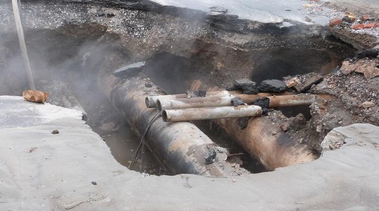 Беглов и Миллер обсудили реконструкцию теплосетей в Петербурге