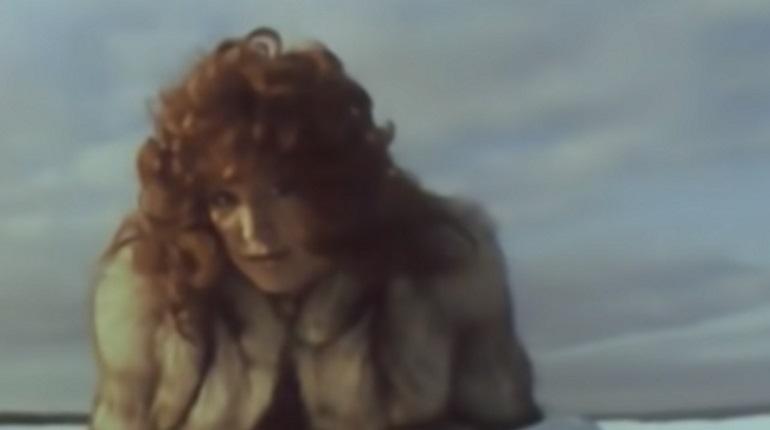Запрещенный в СССР клип Пугачевой появился в Сети