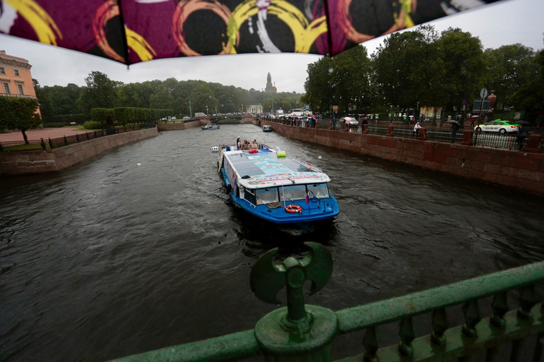 Реки и каналы. Фото: Baltphoto/Валентин Егоршин