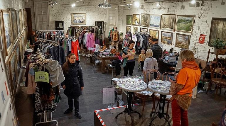 В Петербурге пройдет барахолка Fashion Weekend