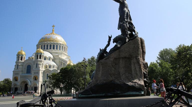 Кронштадт хотят сделать туристической «меккой» Петербурга