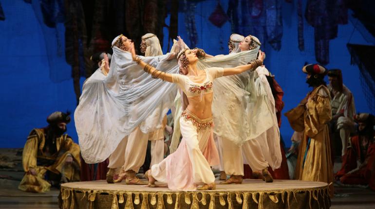 Премьера балета Мариинского театра с успехом отгремела в Вашингтоне