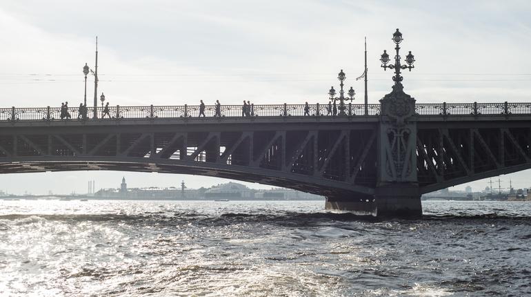 В Петербурге в понедельник потеплеет до +11
