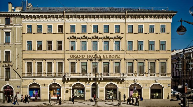 Отели Петербурга лидируют по убыткам среди городов Европы в гостинничном бизнесе