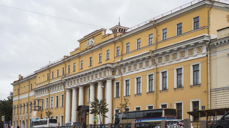 Дворец Юсуповых на Мойке. Фото: Baltphoto/Велимир Орехов