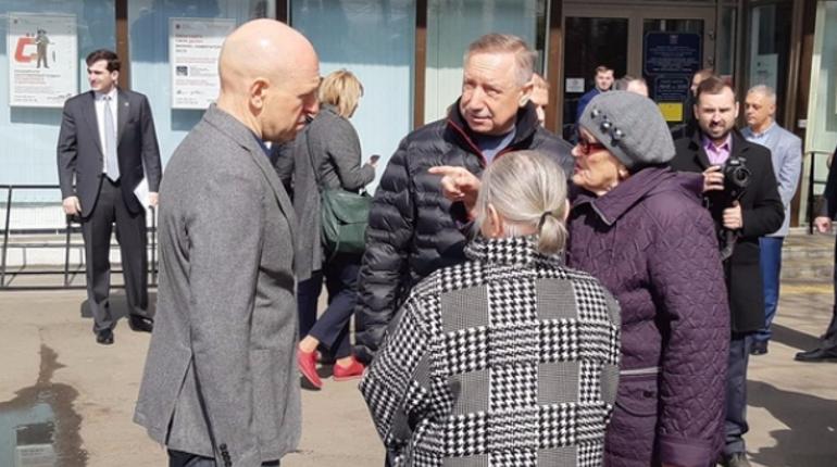 В Купчино откроют три новых детских сада и школу