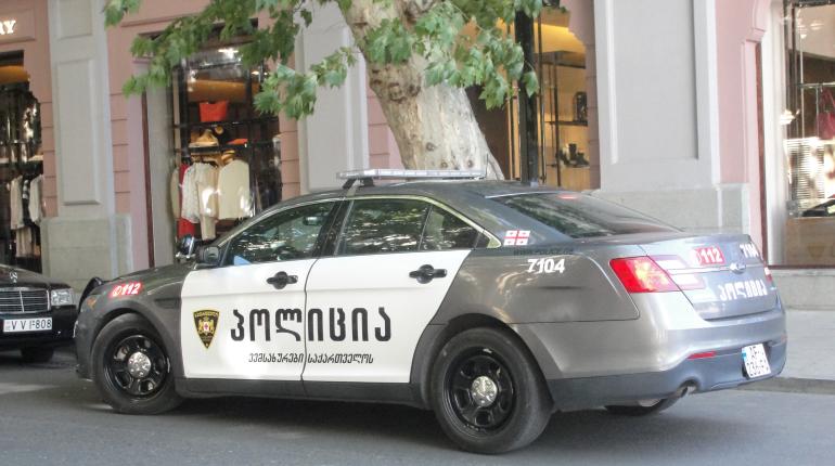 Полиция Грузии. Фото: Wikipedia