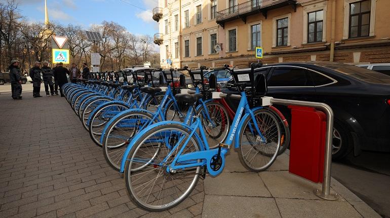 Велопрокат Петербурга лишили субсидии: он не будет работать в 2020 году