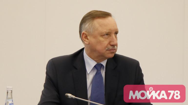 Беглов подписал закон о публичном сервитуте