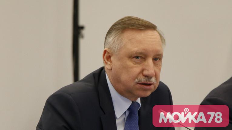 Беглов почтил память первого мэра Петербурга Собчака