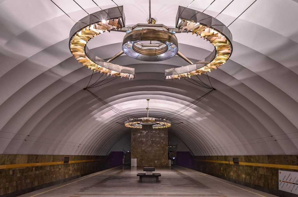 Станция Новочеркасская. Фото: Википедия