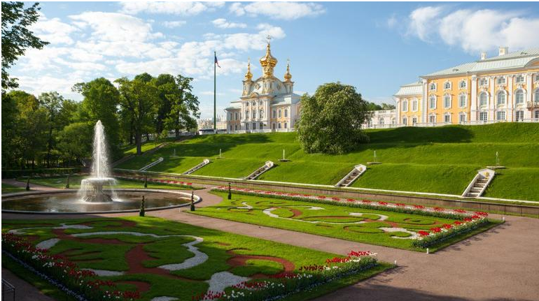 ГМЗ «Петергоф» перекрыл местным жителям бесплатный вход к Финскому заливу