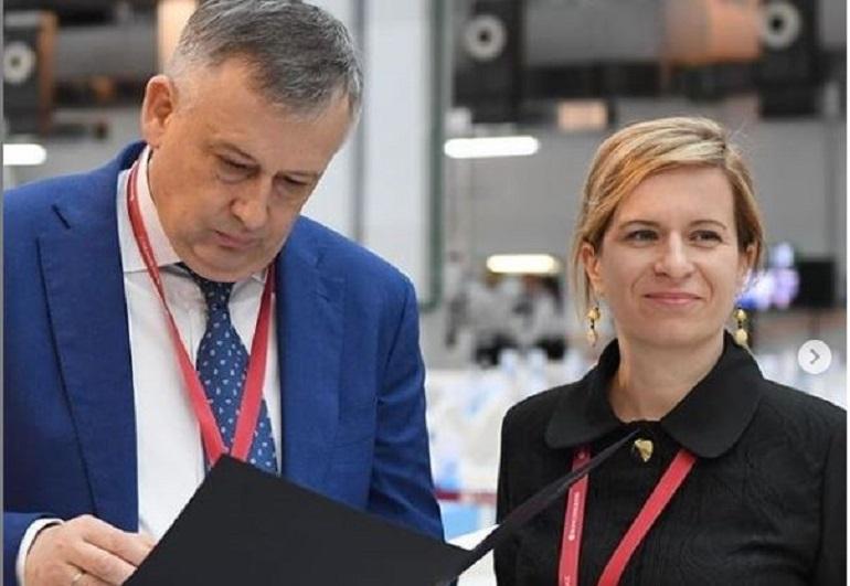 Екатерина Путронен возглавила комитет общественных коммуникаций в Ленобласти