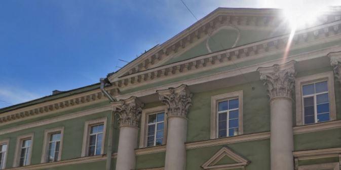 Здание Главной аптеки. Фото: Яндекс карты