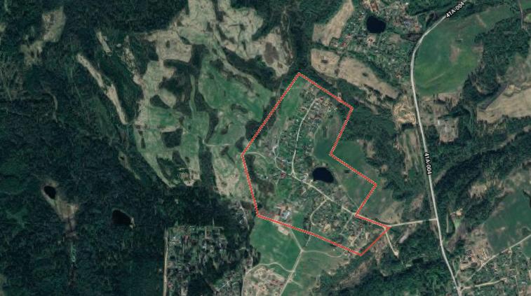 Деревня Староселье. Фото: google.ru
