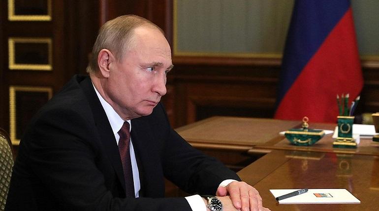 Путин подписал указ об электронных визах в Петербурге и Ленобласти
