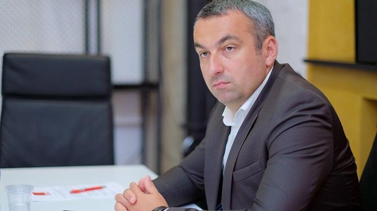 Председатель комитета по труду и занятости Ленобласти Алексей Брицун. Фото: Facebook