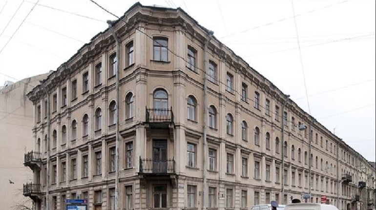 Музей имени Достоевского. Фото: Википедия