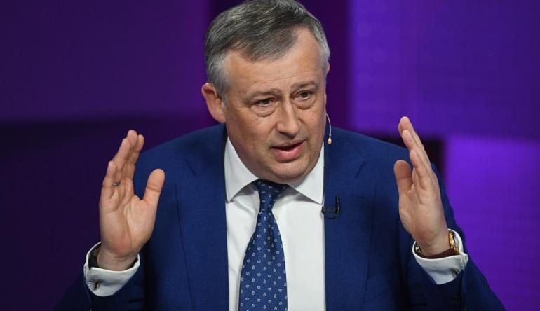 Губернатор Ленобласти Александр Дрозденко. Фото: lenobl.ru
