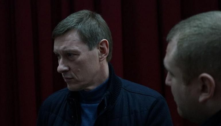 Вице-губернатор Ленобласти Михаил Москвин на собрании кредиторов по ЖК