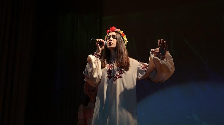 Конференция в колледже традиционной культуры. Фото: Мойка78/Валентин Егоршин