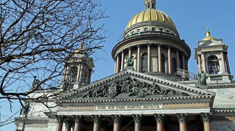 Туристы назвал Петербург лучшим городом с культурным наследием