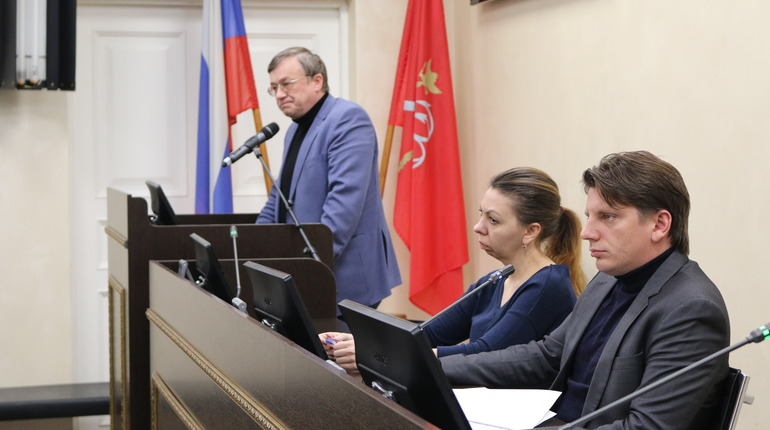 Комстрой удвоил исполнение бюджета в первом квартале года