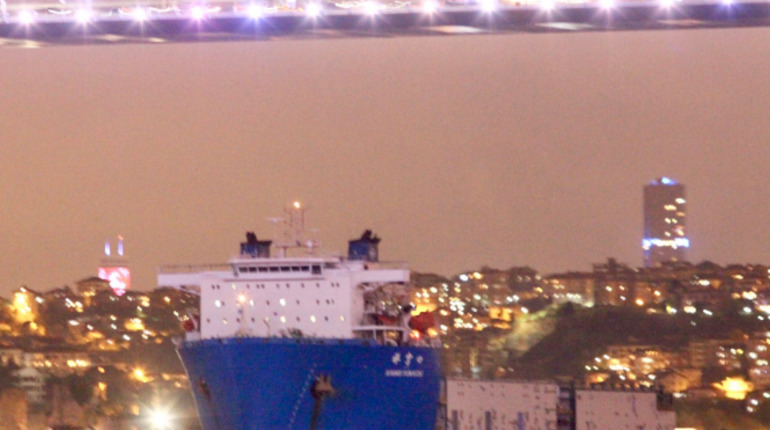 Корабль-разведчик британского ВМФ в Черном море. Фото:  Twitter
