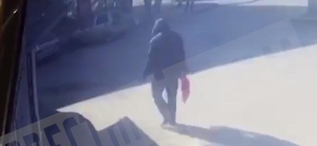 Возможного убийцу бизнесмена Кулебакина сняли камеры наблюдения