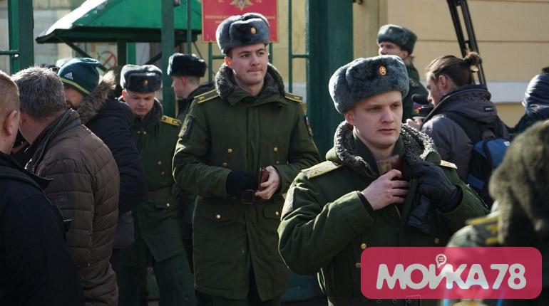 В Петербурге пройдет международная олимпиада курсантов